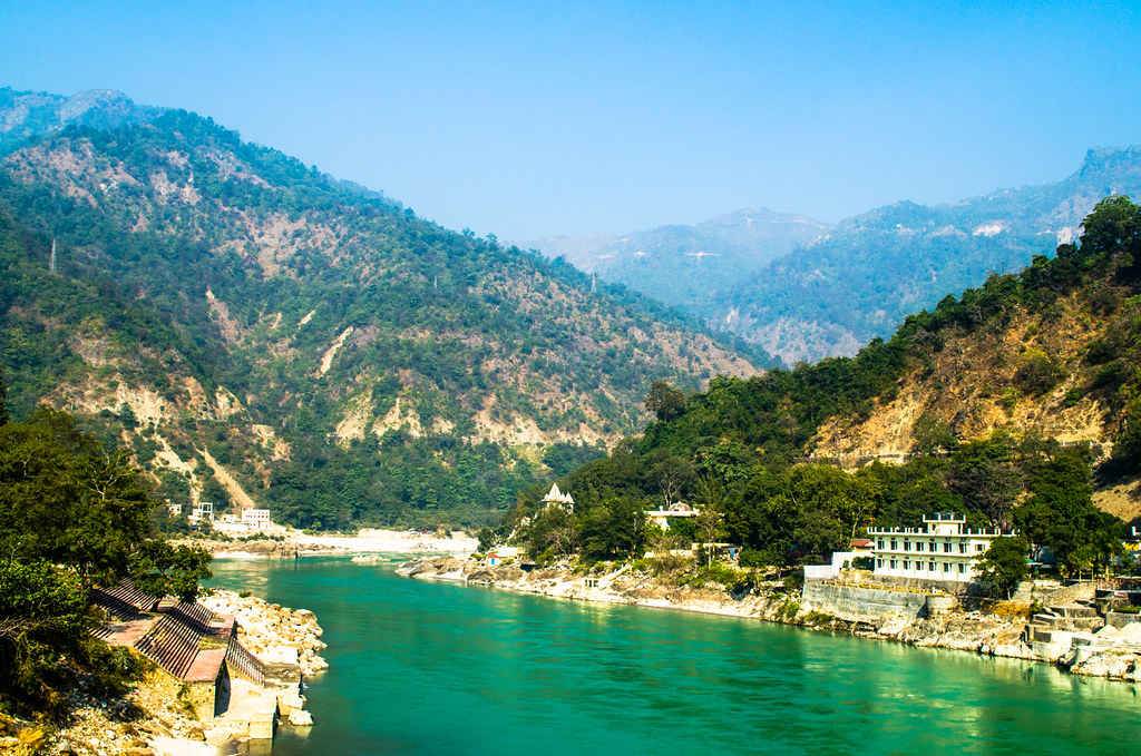 Rishikesh - Gateway to the Himalayas