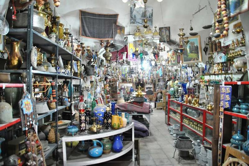 257 tienda en el Casco antiguo y mezquitas de Yazd (106)