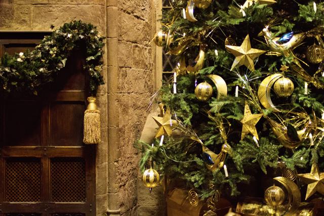Great Hall Warner Brothers Studio tour Harry Potter