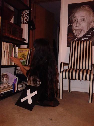 Ana Vinyl Searching (Nov 11 2013)