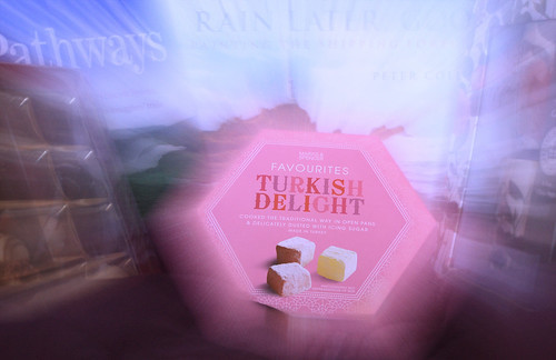 Turkish delight and Christmas presents by Helen in Wales
