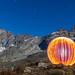 Ball of light - The Matterhorn by biskitboy