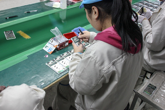 Fairphone Produktion in China