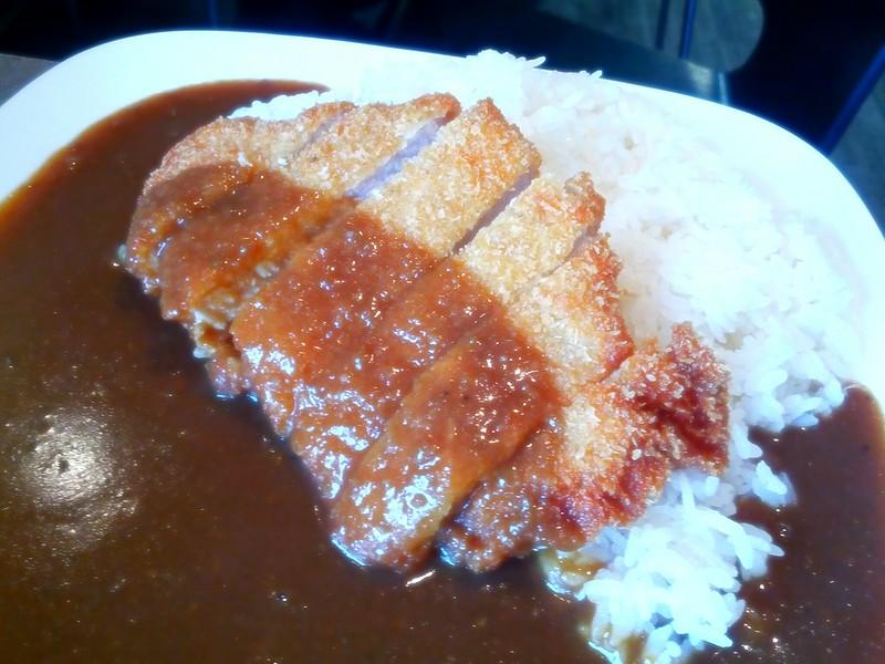 Katsu Curry Don @ Chaya
