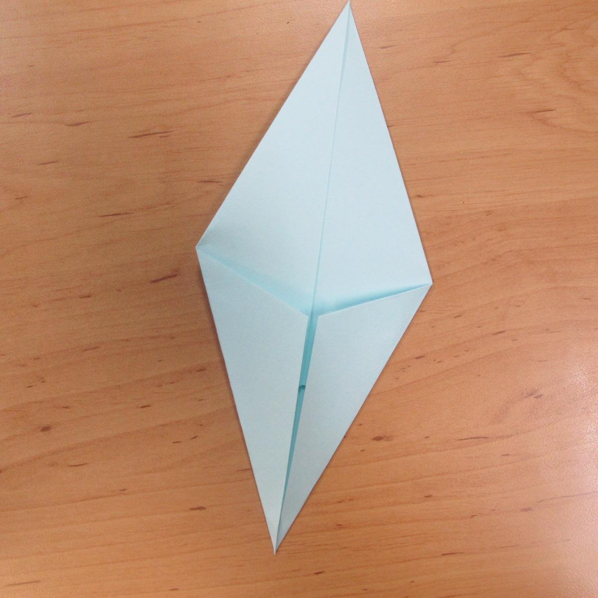 วิธีพับกระดาษเป็นรูปผีน้อย 003