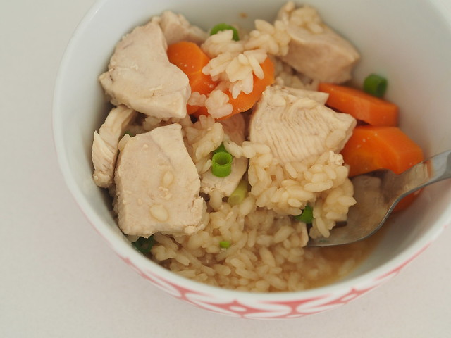 Fast Family Dinner Japanese Chicken And Rice