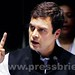 Rahul Gandhi at AICC session in New Delhi 23