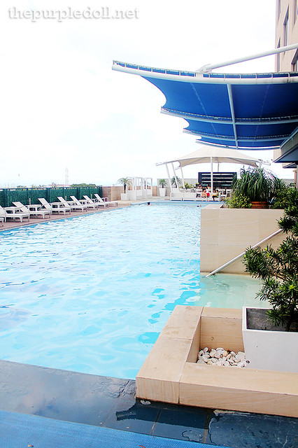 Swimming Pool at Bellevue Hotel