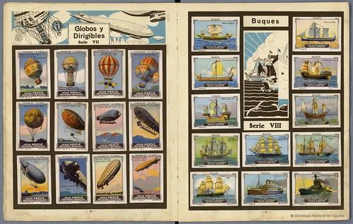 009-Album Nestle tomo I-pag 12-Biblioteca Digital Hispánica