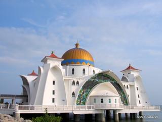 Melaka Strait Mosque
