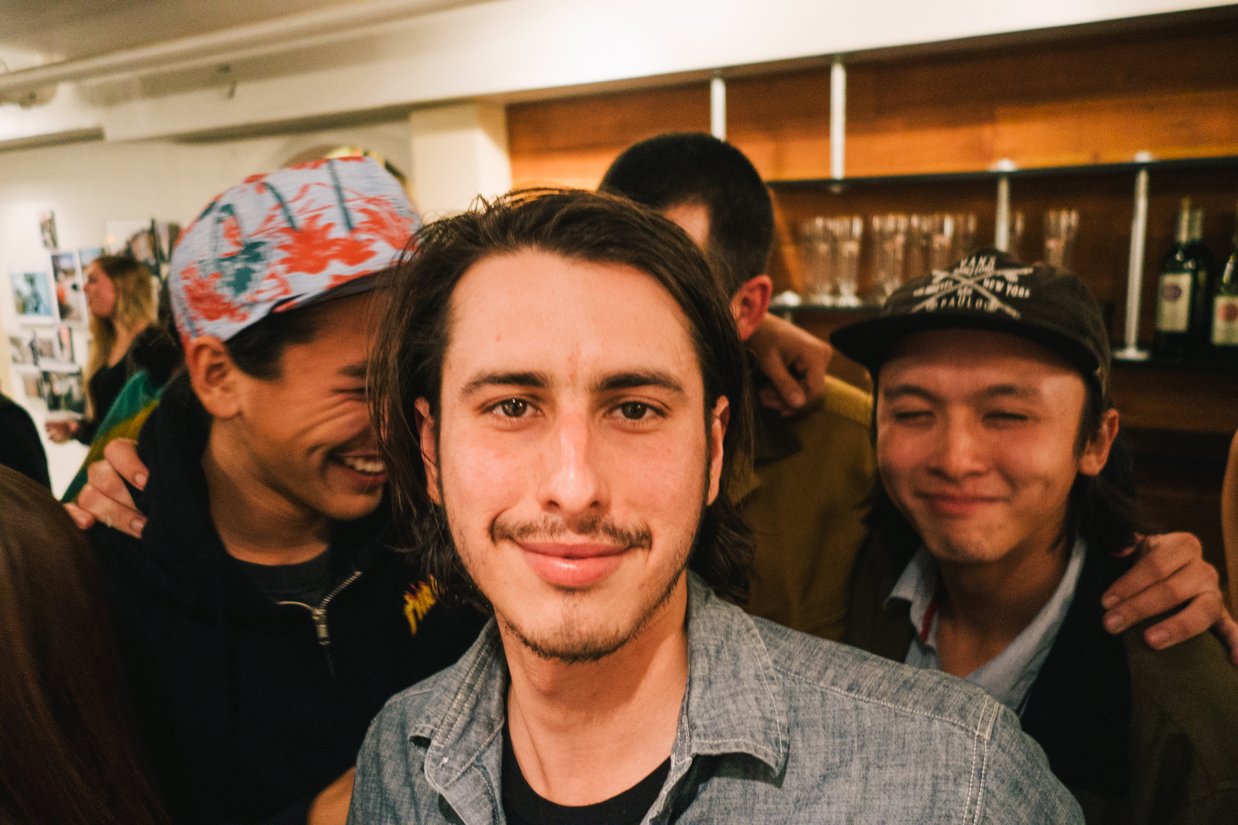Jeremy, Leo, Kevin, & Don