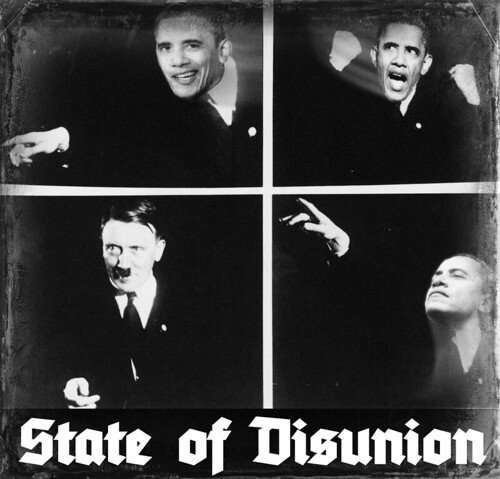 STATE OF DISUNION by WilliamBanzai7/Colonel Flick