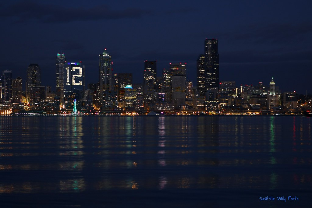 Seahawks Spirit Skyline