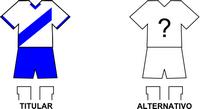 Uniforme Selección Tacuateña de Fútbol