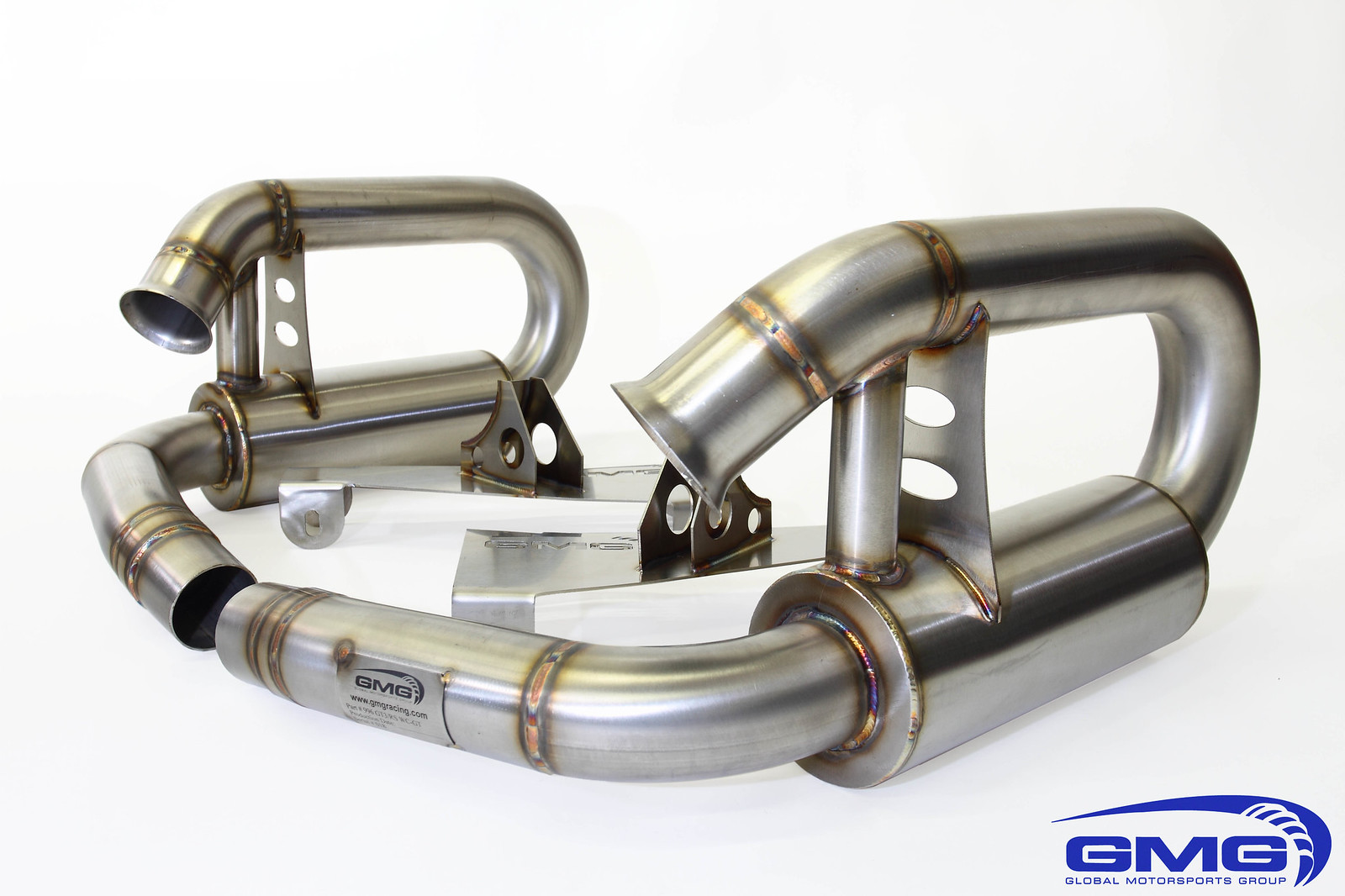 Gmg Porsche 996 Gt3 Sport Muffler Exhaust Now In Stock