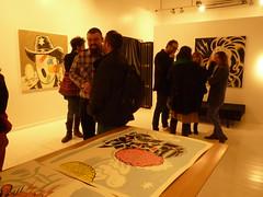 Expo Big Bang de Sergio Mora