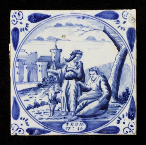 020-Azulejos- Geheugen van  Neederland