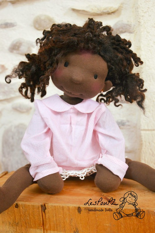 Anita, 19-inch doll by LesPouPZ