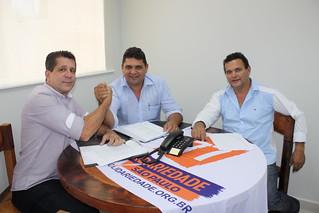Em reunião no Solidariedade-SP, Dé Alvim confirma pré-candidatura a deputado estadual
