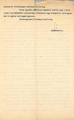 V/6.c. Balassagyarmat polgármestere a gettó kijelölésével kapcsolatos intézkedéseiről tesz jelentést a belügyminiszternek. Balassagyarmat, 1944. május13. 6_388d