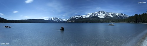 Fallen Leaf Lake - Panorama