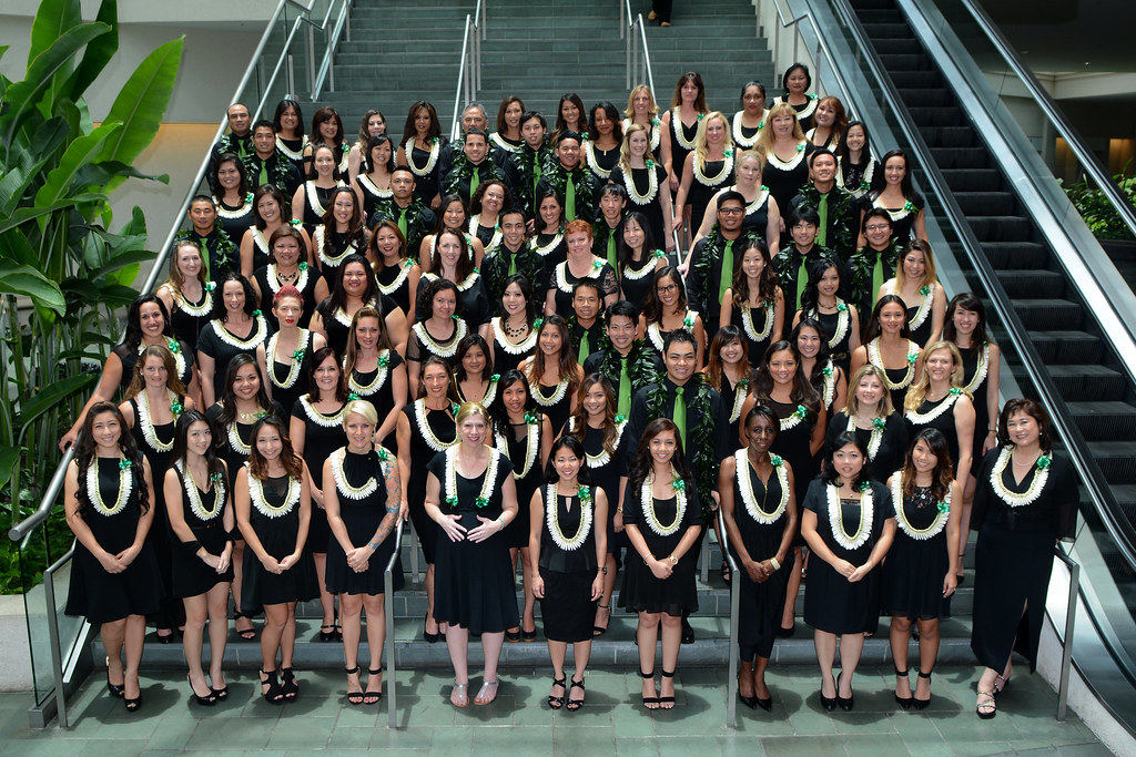 "<p>University of Hawaii at Manoa nursing undergraduate students at the 2014 Recognition Ceremony at Hawaii Convention Center on May 18, 2014. For more photos go to <a href=""http://on.fb.me/1jpQmkY"" rel=""nofollow"">on.fb.me/1jpQmkY</a></p>"