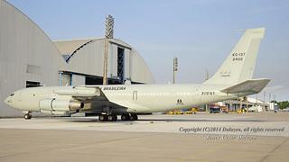 FAB 2402 / KC137 BOEING 707 - 2º/2º GT CORSÁRIO - SBGL/GIG