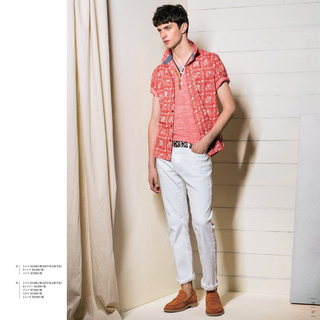 Matthew Bell0067_m.f.editorial 2014 SUMMER COLLECTION