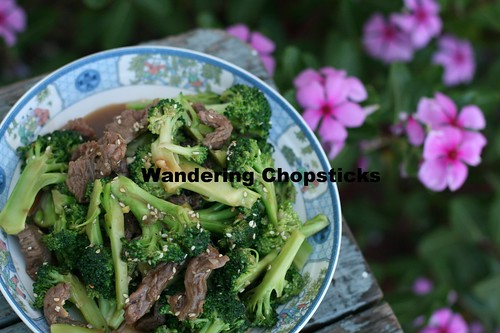 Chinese Beef and Broccoli Stir-fry 16