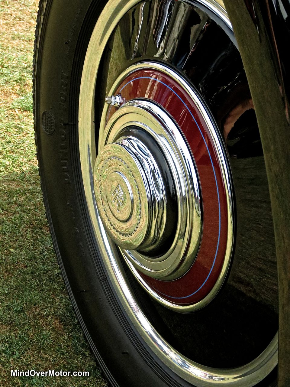 Rolls Royce Phantom II Streamline Saloon Wheels