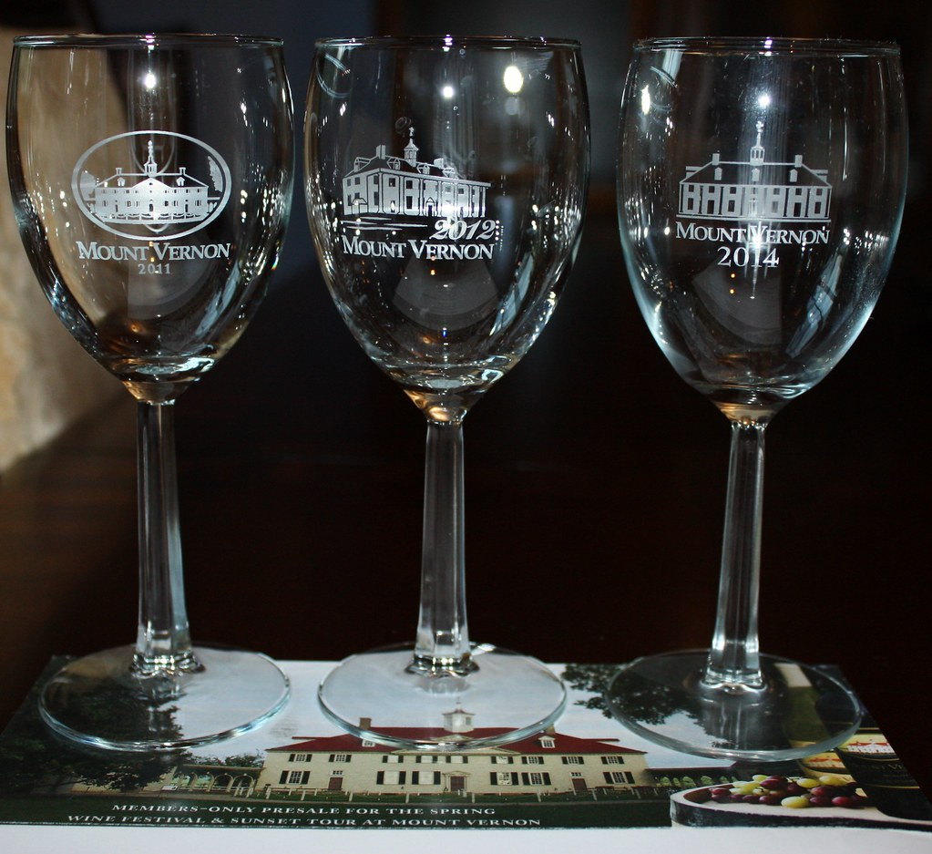Wine Festival Glass Collection