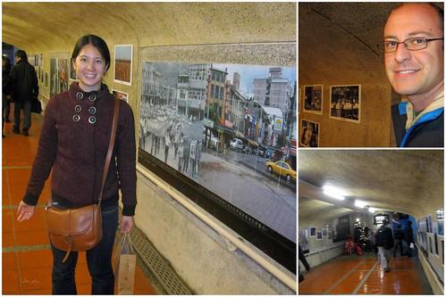 Leaving Ruifang Station.