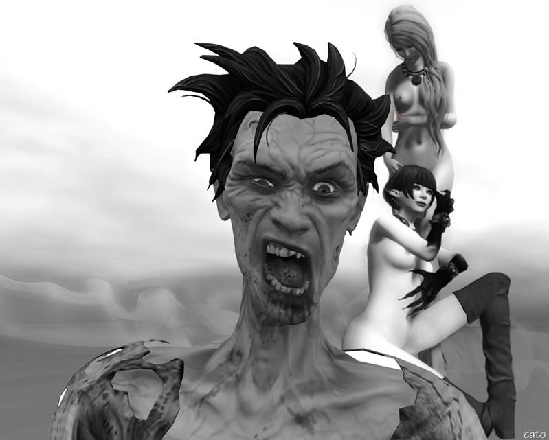 Zombie-bombed - I