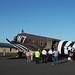 N345AB(43-30652) Douglas C-47A Skytrain  Glasgow Prestwick 21/5/14