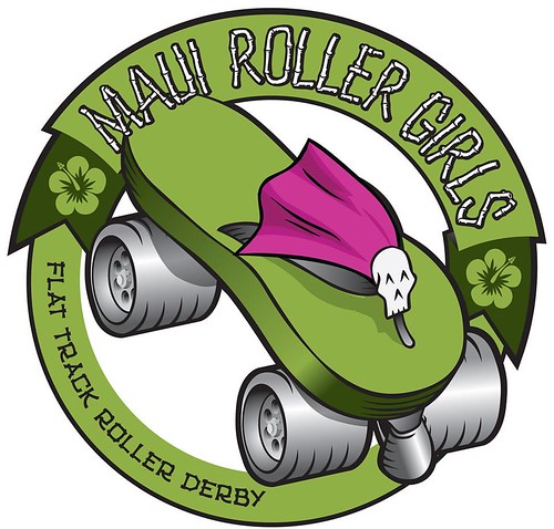 Maui Roller Girls courtesy of MRG FB