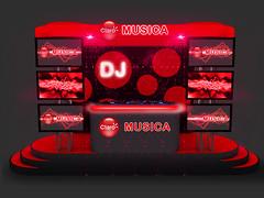 Stand DJ