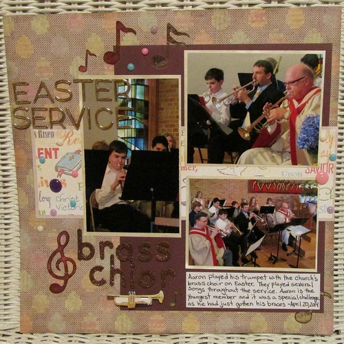 Easter Brass Choir