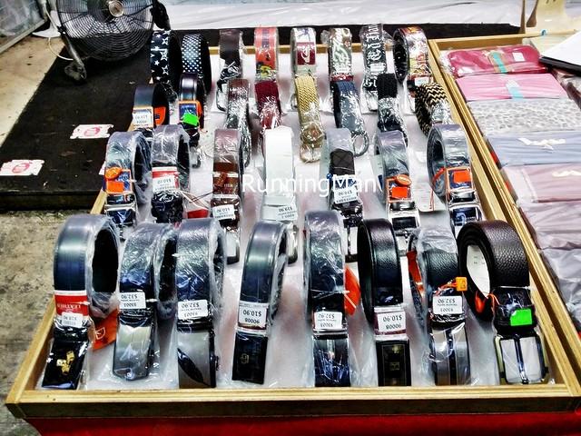 Pasar Malam Night Market 23 - Belts