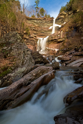newyork waterfall wideangle falls waterfalls upstatenewyork kaaterskill