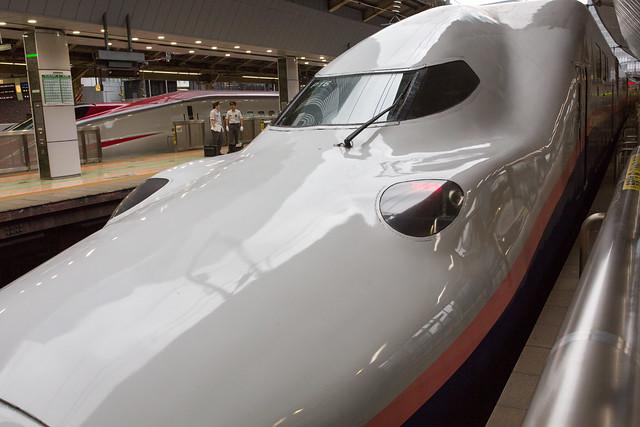 MAXとき@東京駅