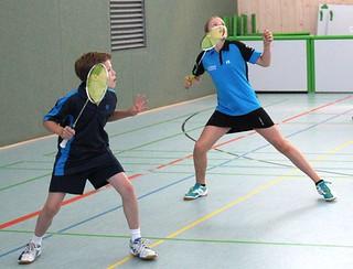 14./15.06.2014 B-Rangliste Doppel Mixed U11 - U19 Heessel und A-Rangliste O19 Arnum