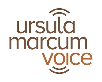 Ursula Marcum Voice logo