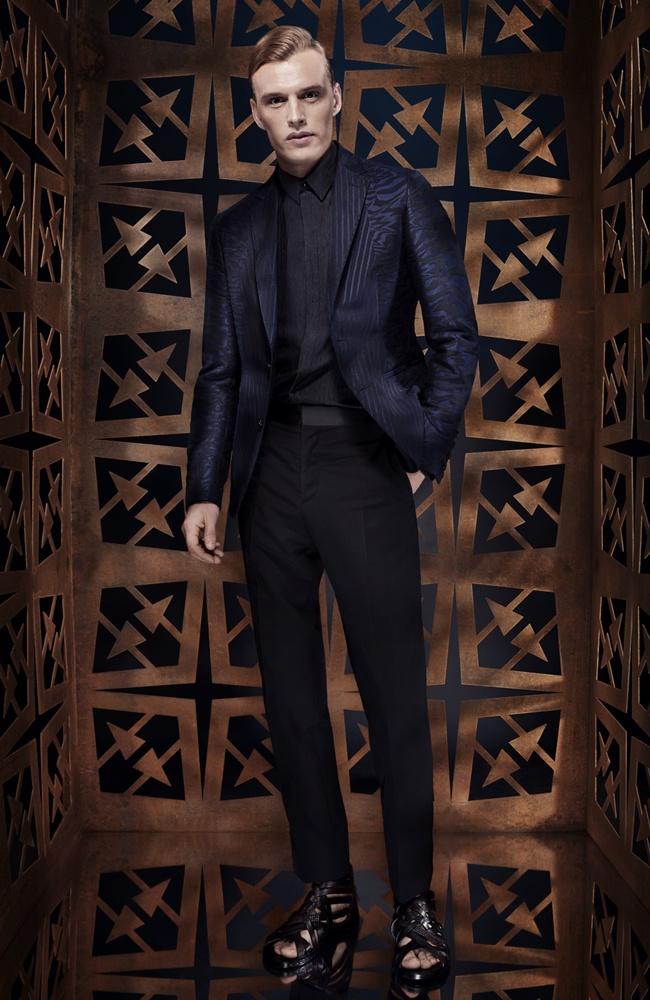 3 Roberto Cavalli Menswear SS14