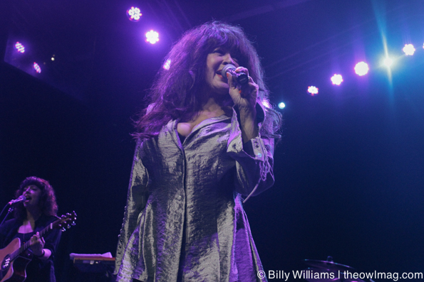 Ronnie Spector @ Burger Revue, Observatory, Santa Ana 7/1/14