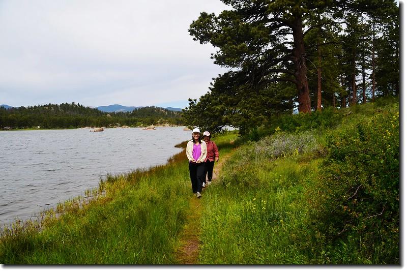 Dowdy Lake trail 1