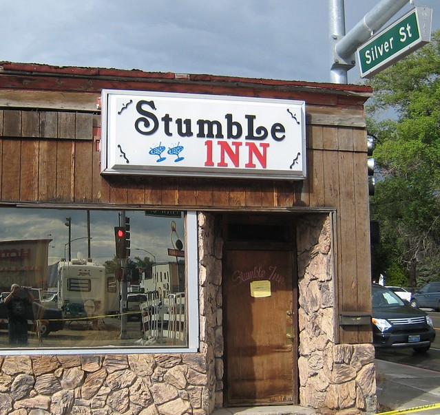 Stumble Inn, Canon POWERSHOT SD800 IS