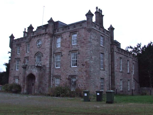 B 2016 # 069, Teaninich Castle, Cromarty & Ross 2.