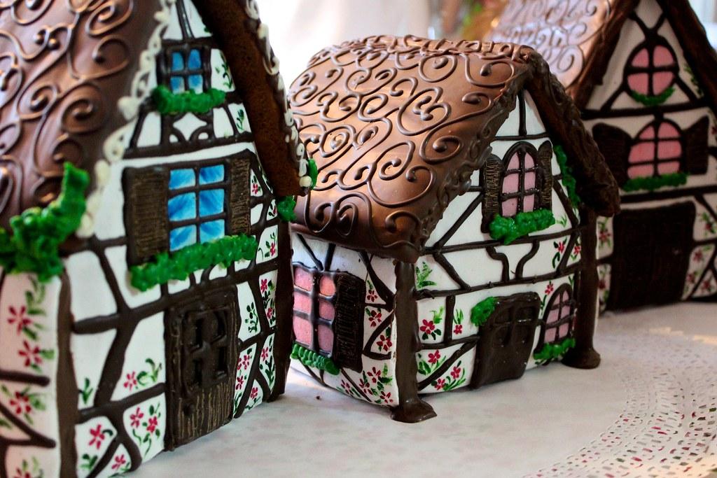 Casa de miel orgánico y chocolate
