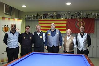 Final del Campionat de Catalunya a la Banda