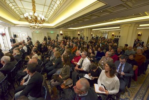 30.11. 2016, Αθήνα: «Η Ελλάδα στον κόσμο: Νέες προκλήσεις για την ελληνική εξωτερική πολιτική και πολιτική ασφάλειας»